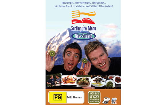 <p>Surfing The Menu</p> <p>New Zealand</p>