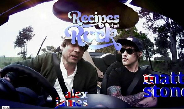 <p>Recipes That Rock</p> <p>Series 1</p>