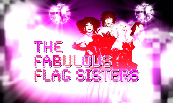 THE FABULOUS FLAG SISTERS