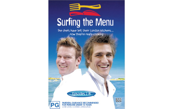 <p>Surfing The Menu</p> <p>Series 1</p>
